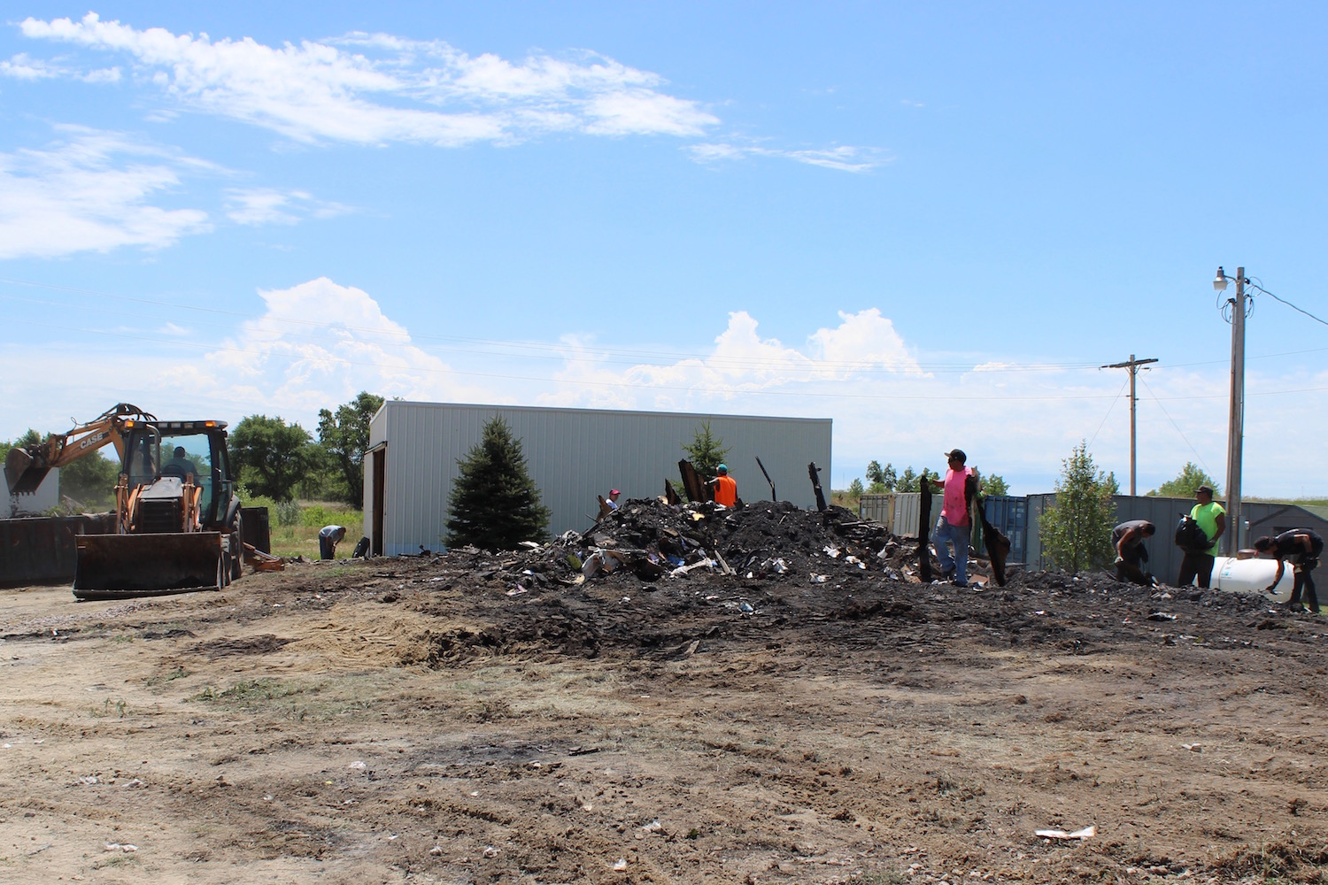 Lakota Country Times: Fire deals huge setback to Rosebud Sioux children's program