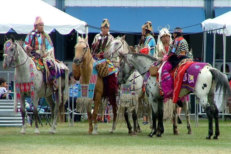 Coeur d'Alene Tribe kicks off popular powwow after brief absence