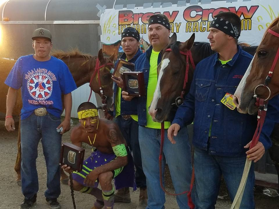 Lakota Country Times: Oglala team wins Indian relay title again