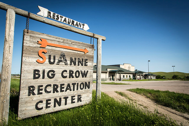 Lakota Country Times: SuAnne Big Crow Center focuses on fitness