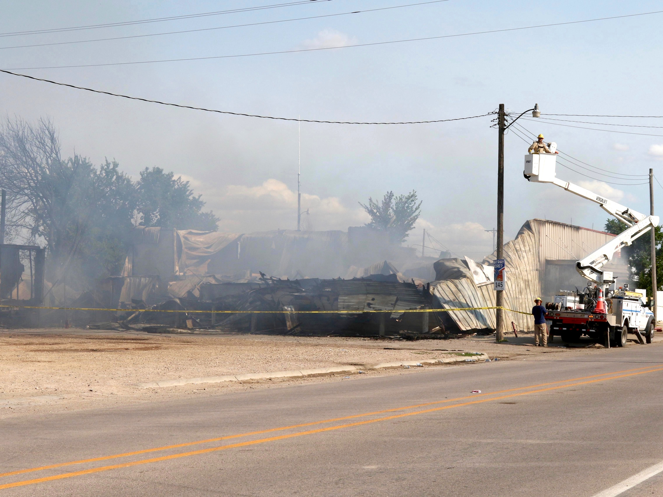 Lakota Country Times: Blaze destroys Native-owned grocery ...