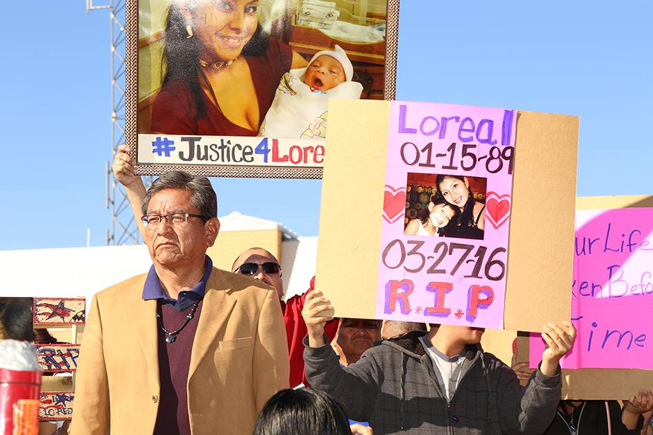 Justice Department to investigate fatal shooting of Navajo woman by police officer
