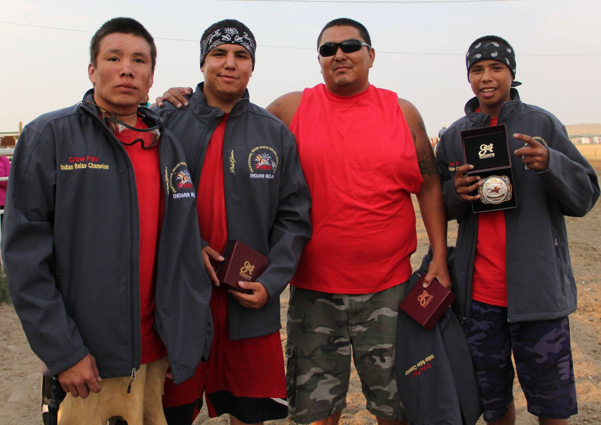 Lakota Country Times: Indian relay teams to compete at Pine Ridge