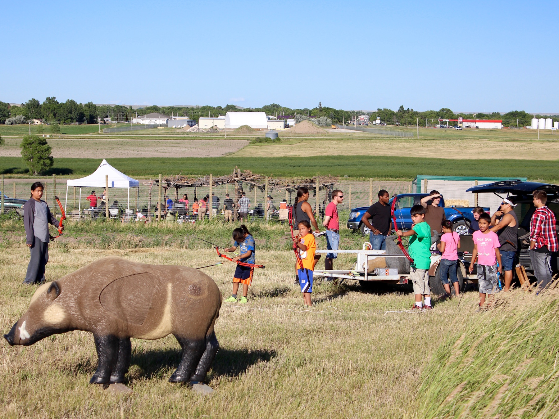 Lakota Country Times: Rosebud Sioux Tribe promotes food sovereignty