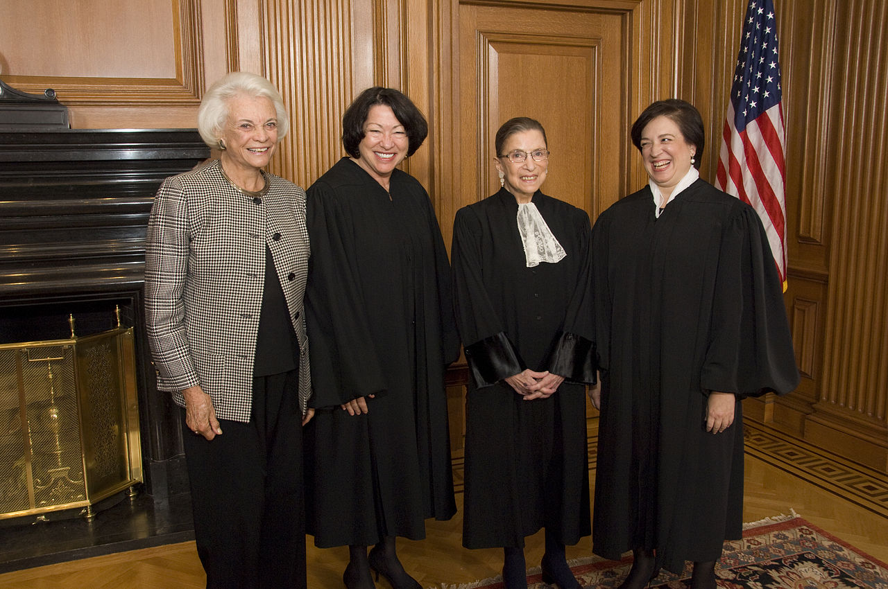 Linda Greenhouse: Breaking into the Supreme Court's mens club