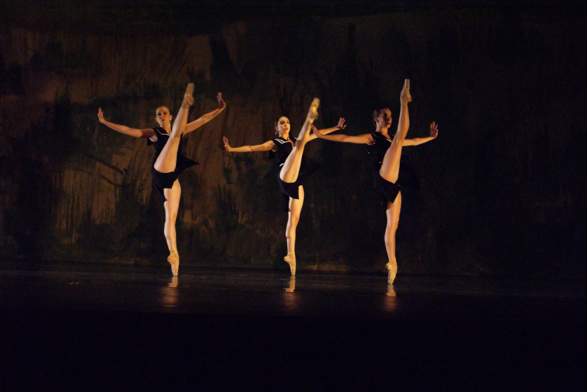 Ballet company from Osage Nation shares story with New Mexico audiences