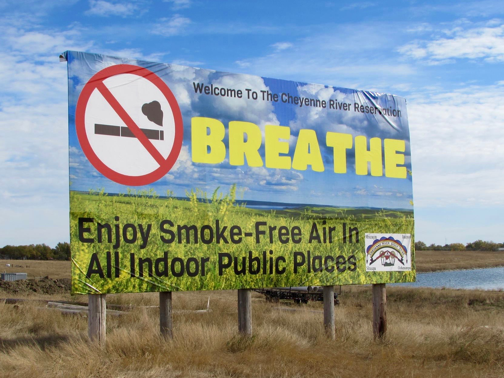 Lakota Country Times: Youth of Cheyenne River Sioux Tribe drive smoking policies