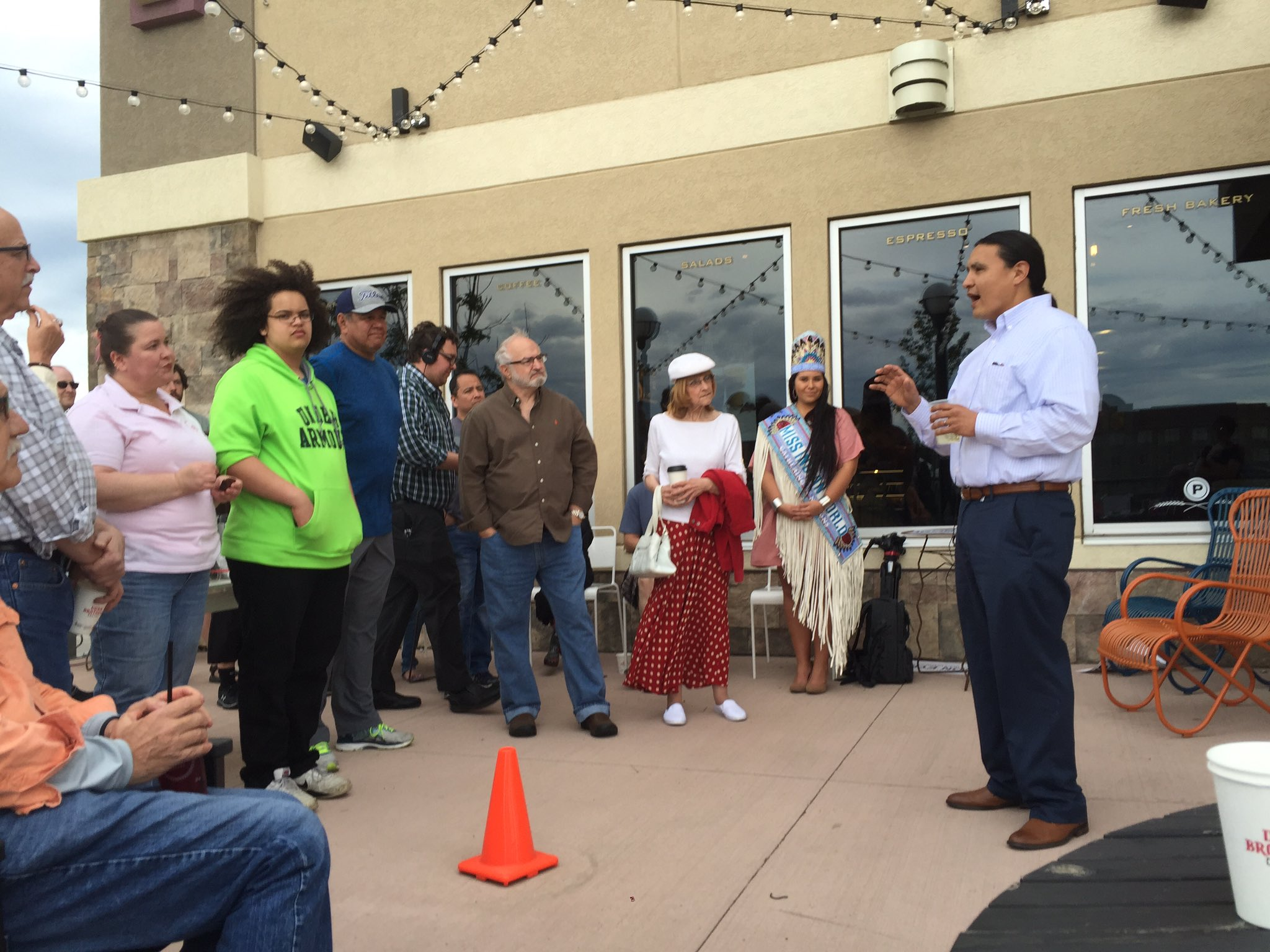 Mark Trahant: Chase Iron Eyes shakes up Congressional campaign
