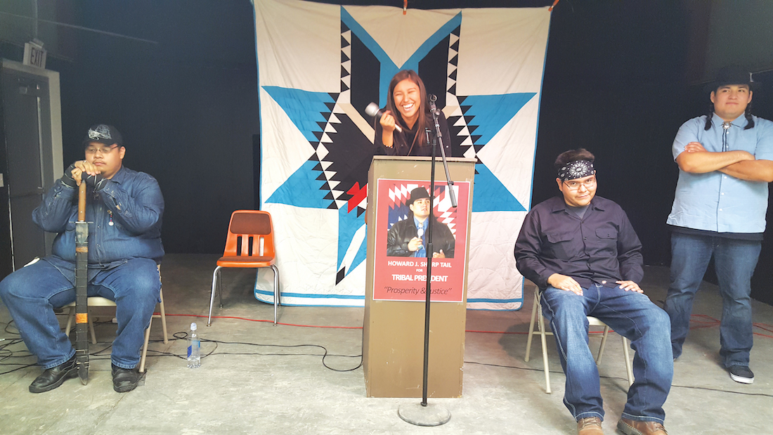 Native Sun News: Film shot at Pine Ridge Reservation hits milestone