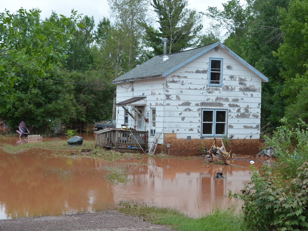 Bad River Band included in President Obama's disaster declaration