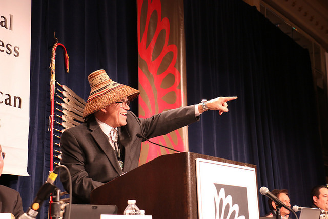 Brian Cladoosby: A victory for Native voting rights in North Dakota