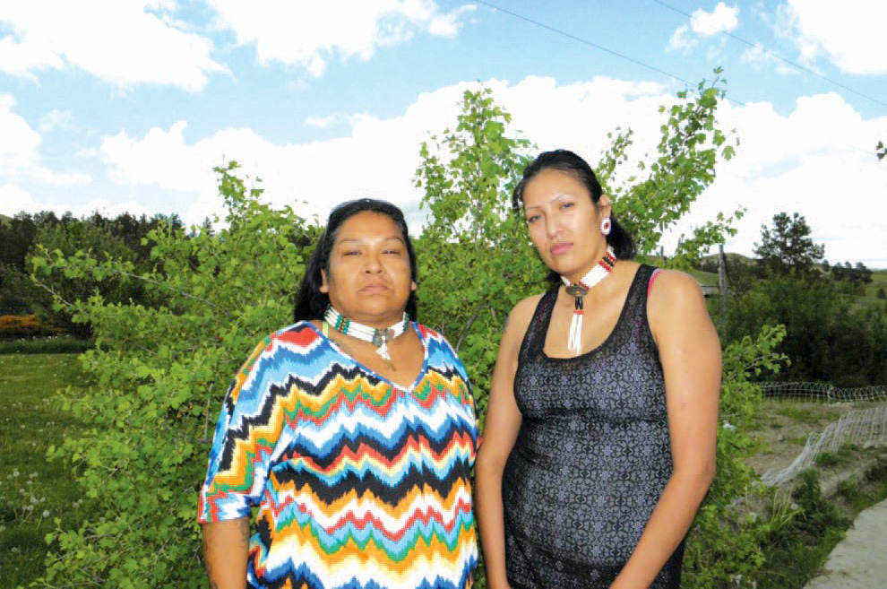 Native Sun News: A day of resistance on the Pine Ridge Reservation