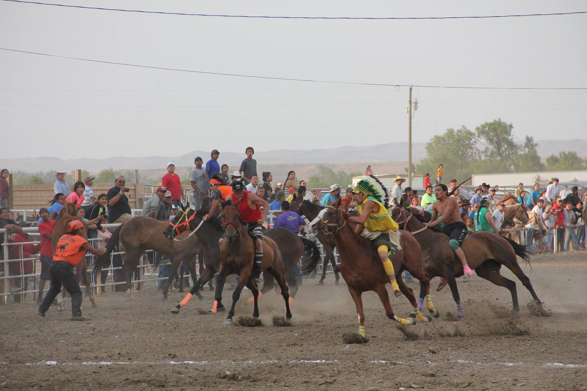 Lakota Country Times: Indian relay group announces event at new venue