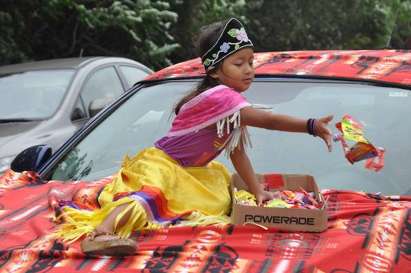 Mille Lacs Band welcomes public to 50th annual traditional powwow