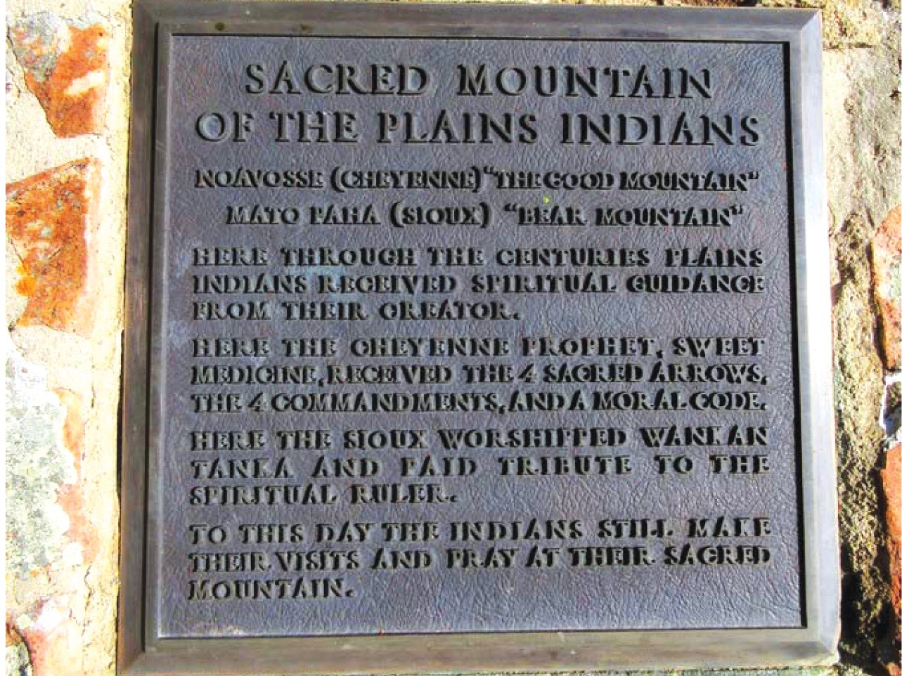 Native Sun News: Northern Cheyenne Tribe faces fire over plans for Bear Butte campground