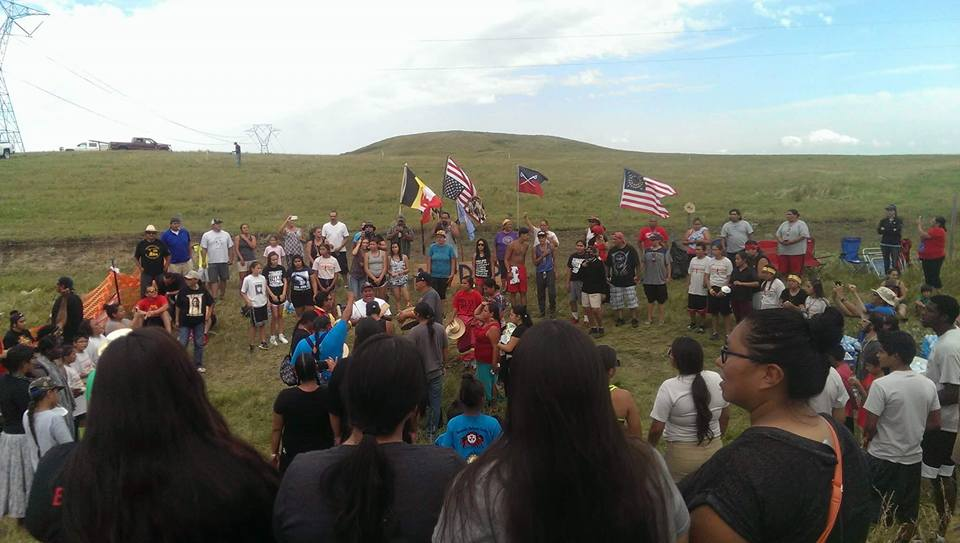 Dallas Goldtooth: Tribes shut out of Dakota Access Pipeline process