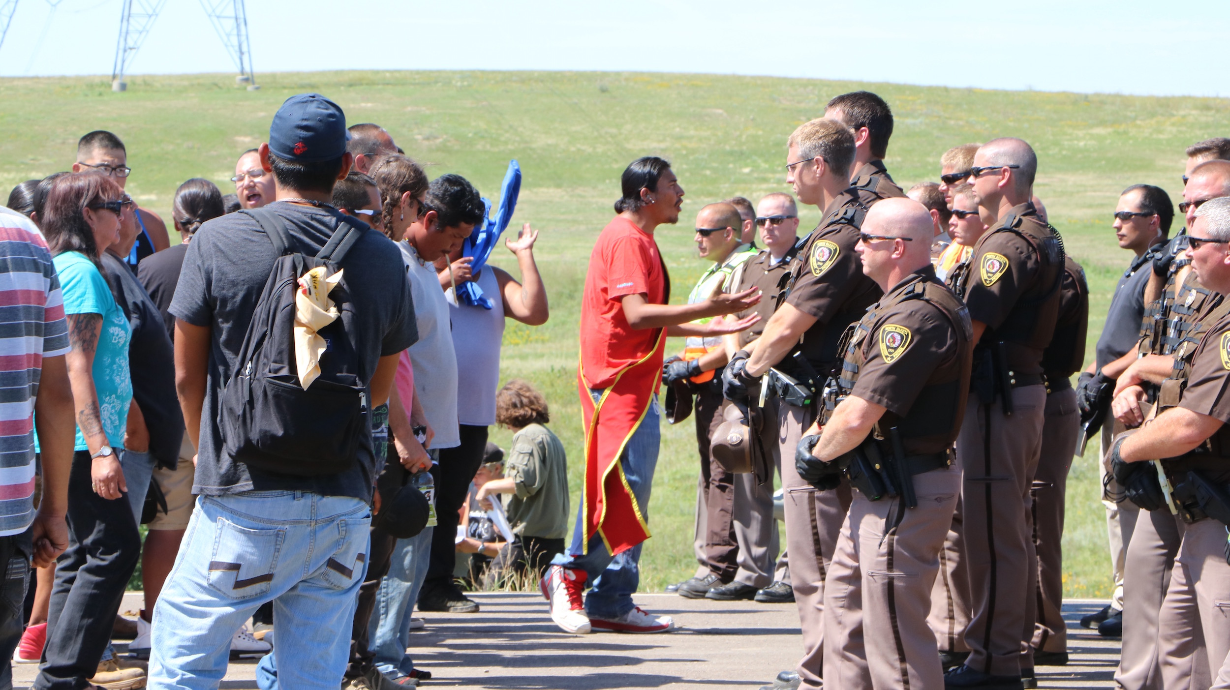 Lakota Country Times: Tribes unite to stop Dakota Access Pipeline