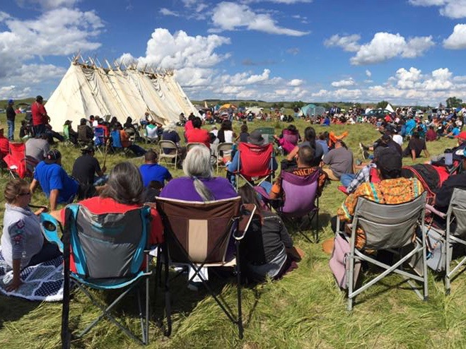 Cheyenne River Sioux Tribe seeks prayers ahead of pipeline hearing