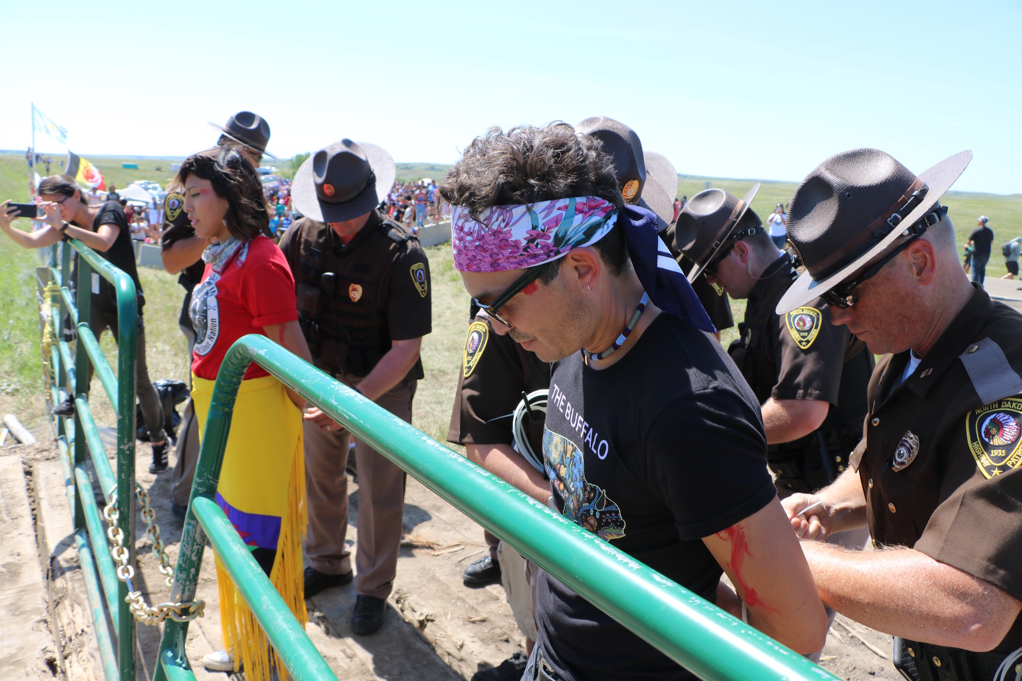 Lakota Country Times: Oglala Sioux Tribe joins fight against pipeline