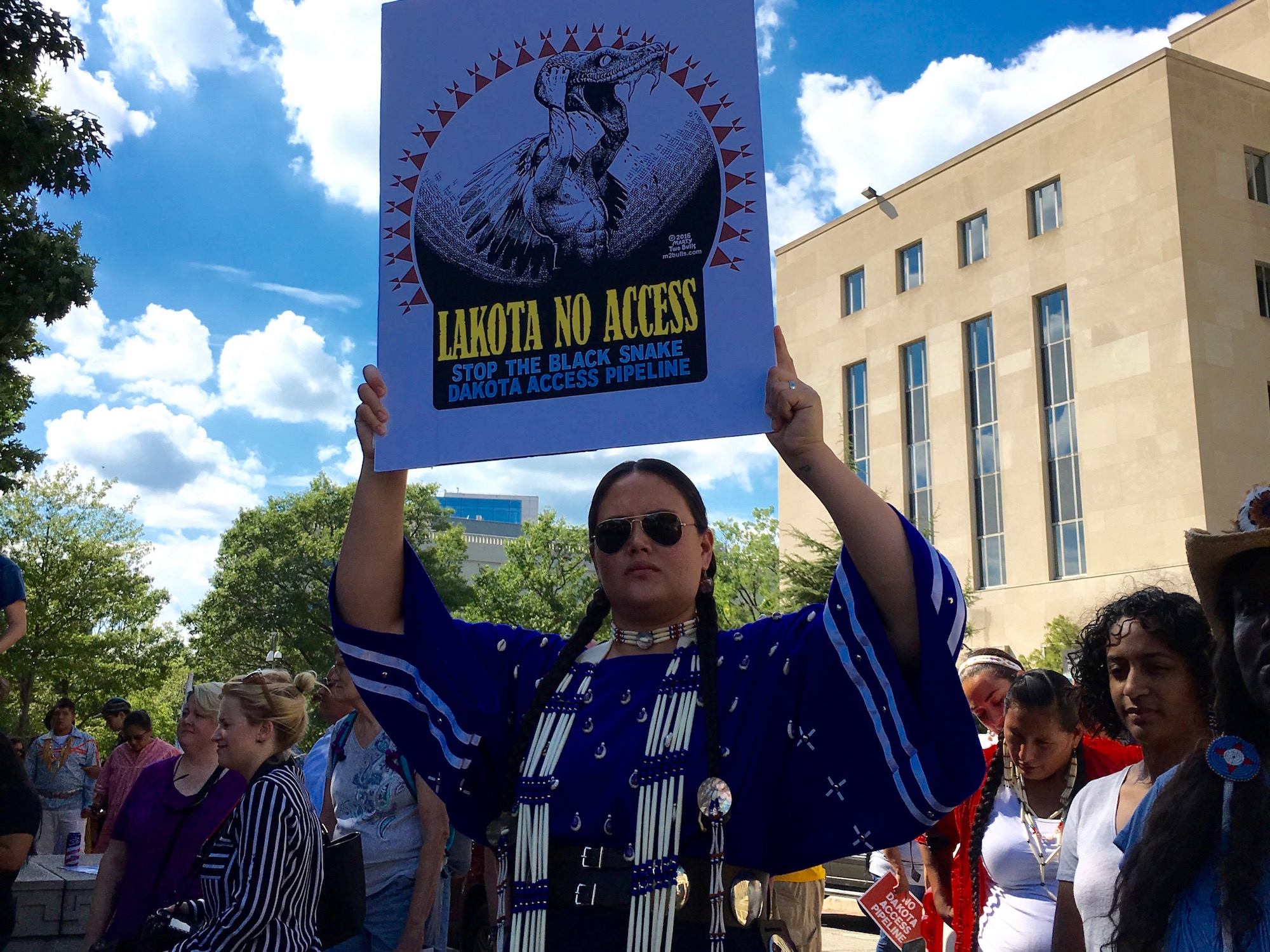 Indian Country eagerly anticipates decision in #NoDAPL lawsuit