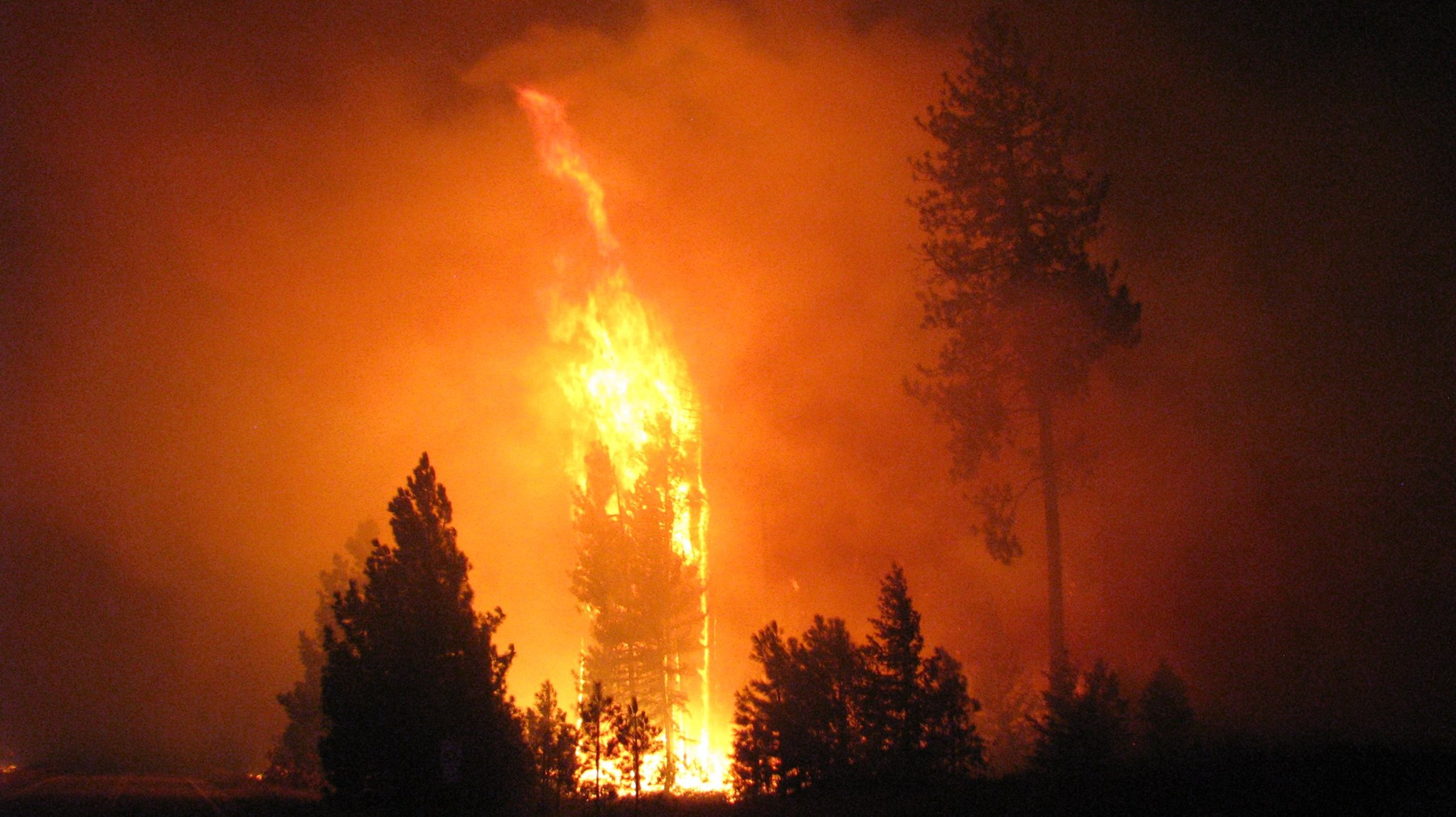 Spokane Tribe hit hard as blaze destroys homes on reservation