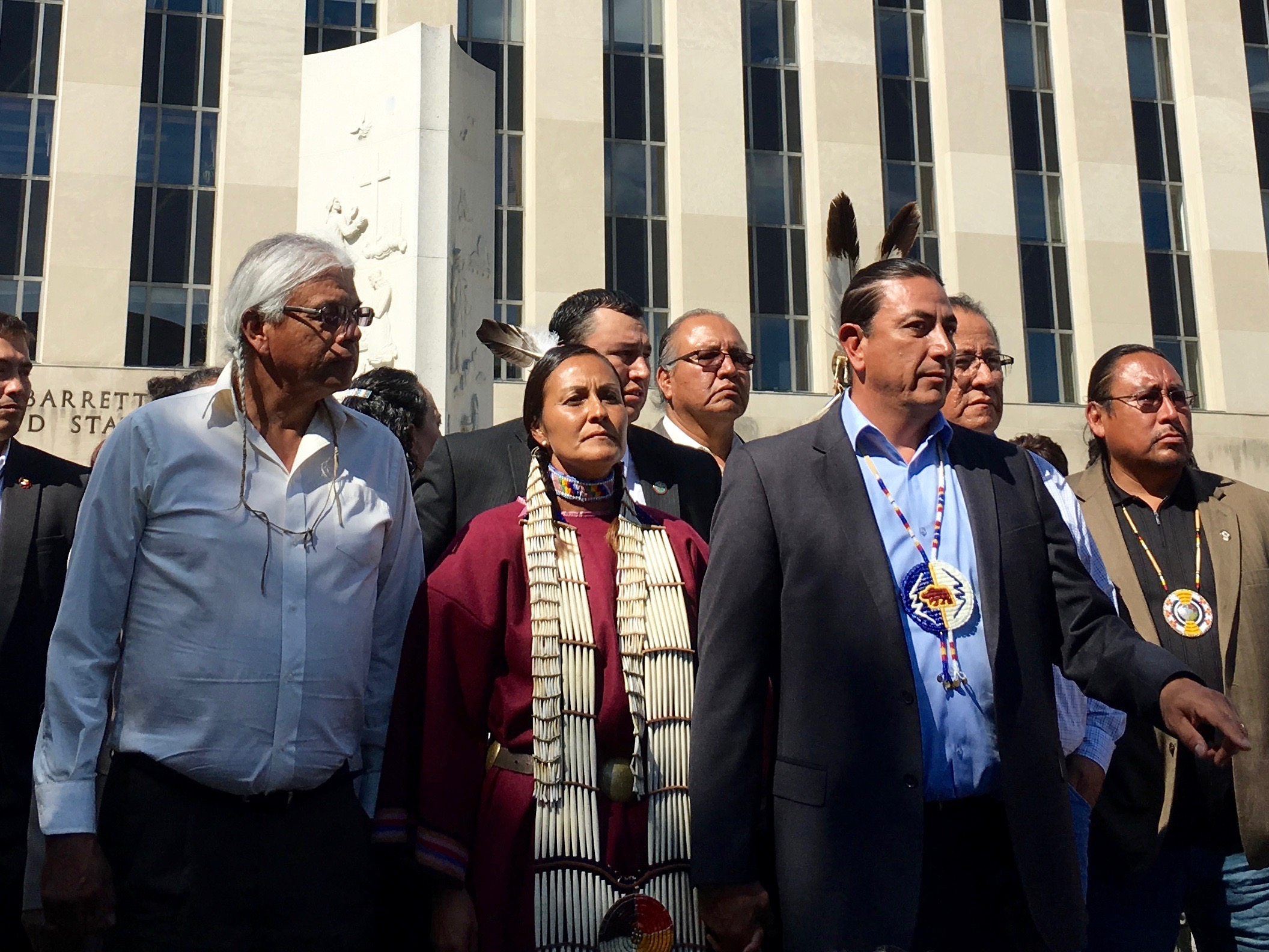 Tribes and Dakota Access headed back to court for #NoDAPL hearing in D.C.