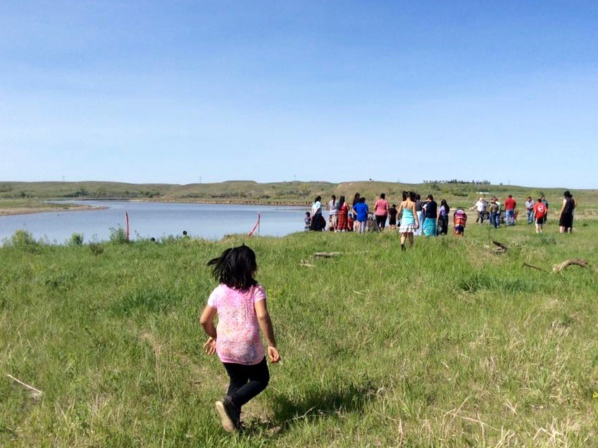Jon Eagle: Land remains sacred to the Standing Rock Sioux Tribe