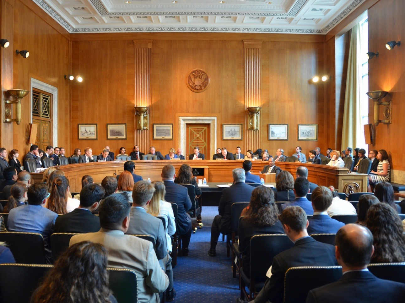 Senate Committee on Indian Affairs schedules hearing on four bills