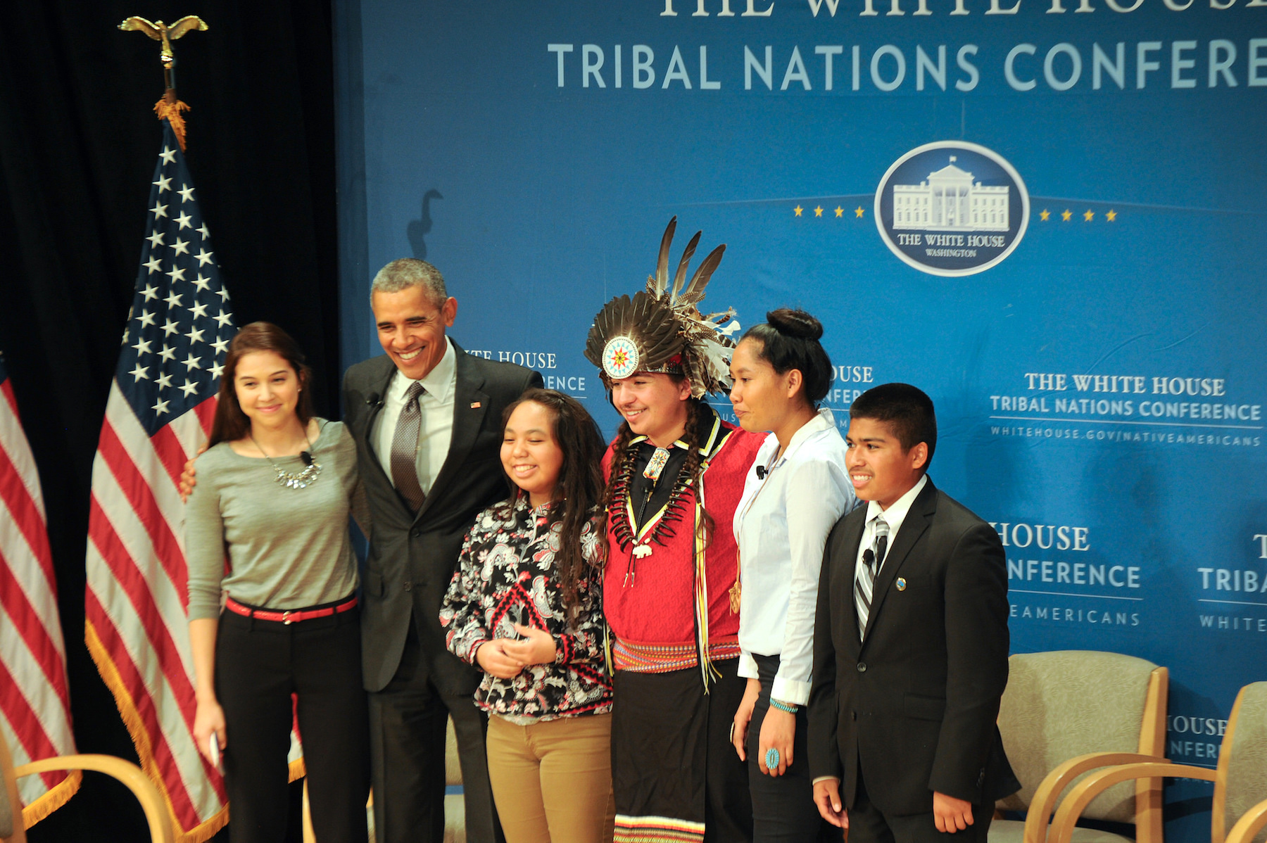 White House Tribal Nations Conference expands to a second day