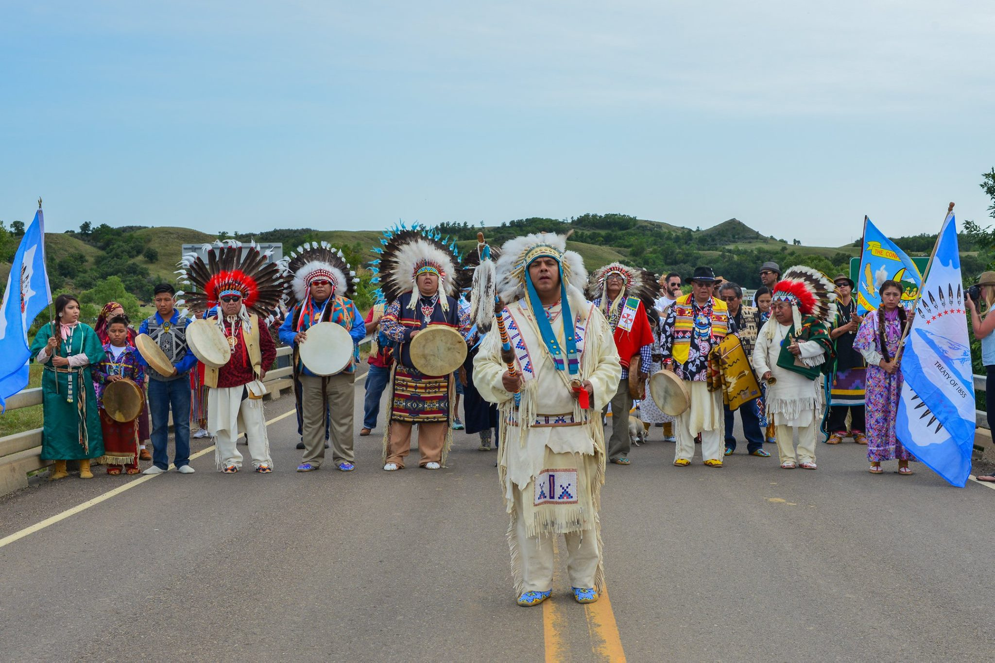 Terri Miles: Indian Country unites and stares down the black snake