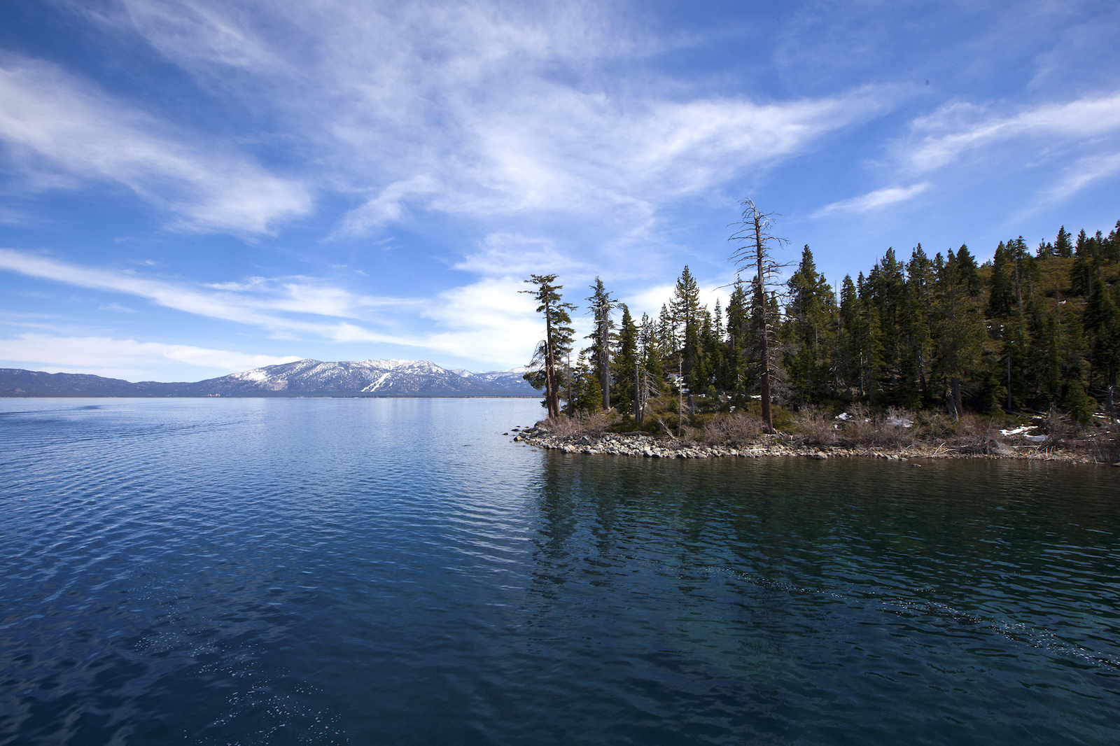 President Obama honors sanctity of Lake Tahoe to Washoe Tribe