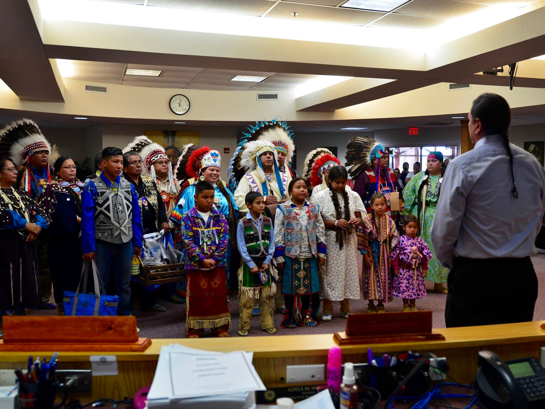 United Nations Forum backs Standing Rock Sioux Tribe on #NoDAPL