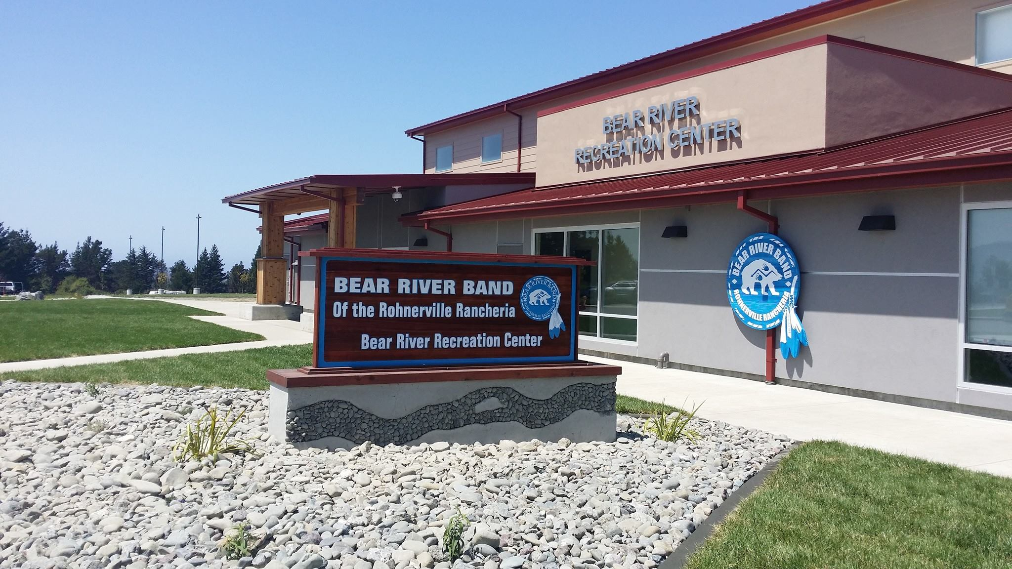 Bear River Band schedules grand opening for new recreation center