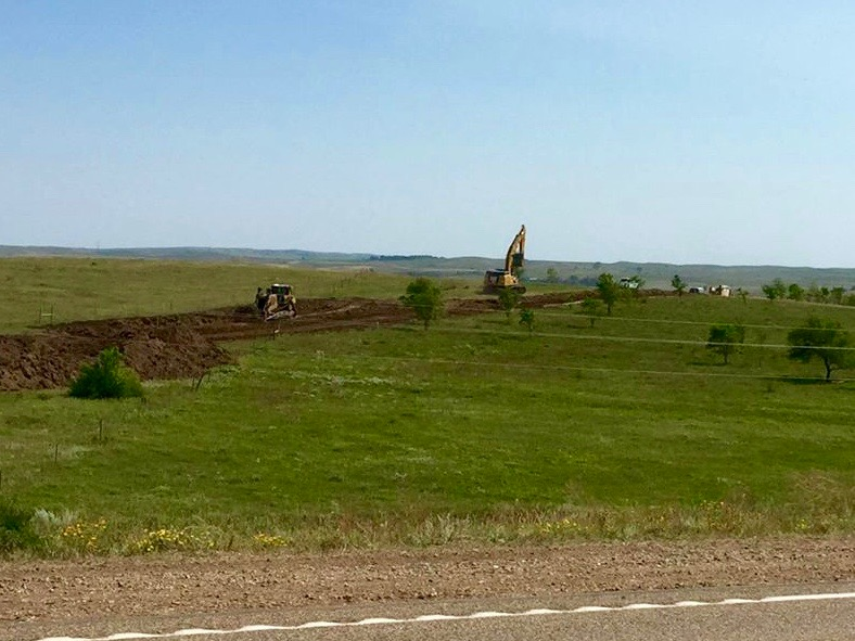 Standing Rock Sioux Tribe reports cultural finds near pipeline path