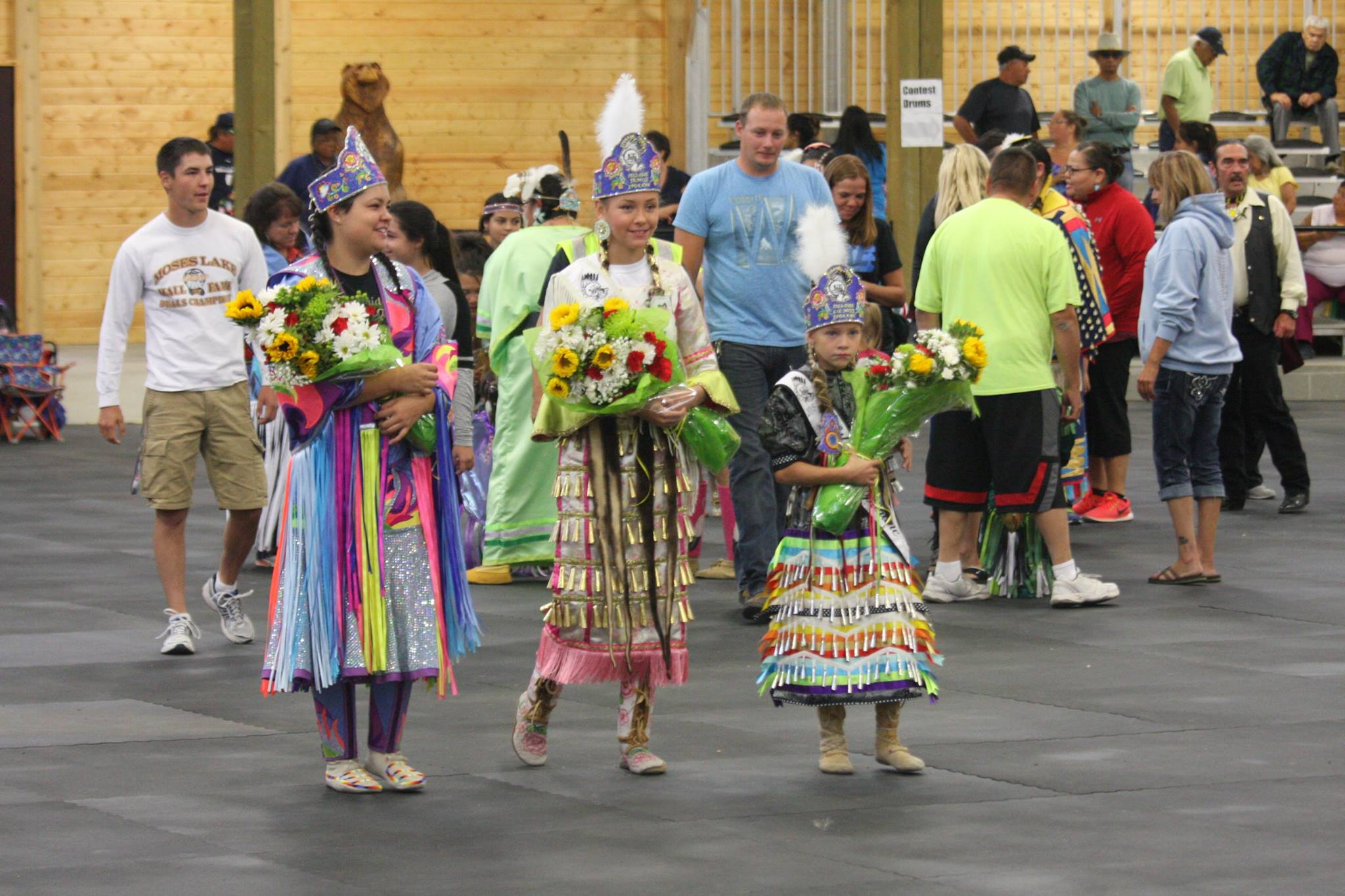Spokane Tribe goes ahead with powwow as fire recovery continues