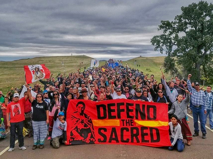 Dakota Access fires back at tribes and #NoDAPL movement ahead of hearing in federal court
