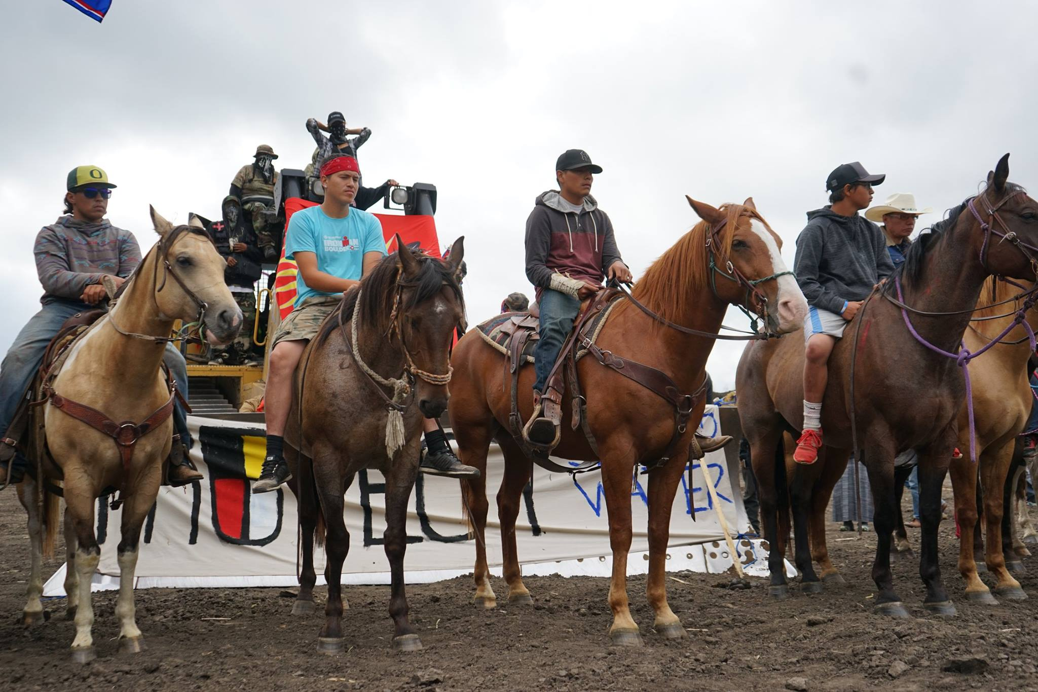 Standing Rock Sioux Tribe 'disappointed' with decision in #NoDAPL fight