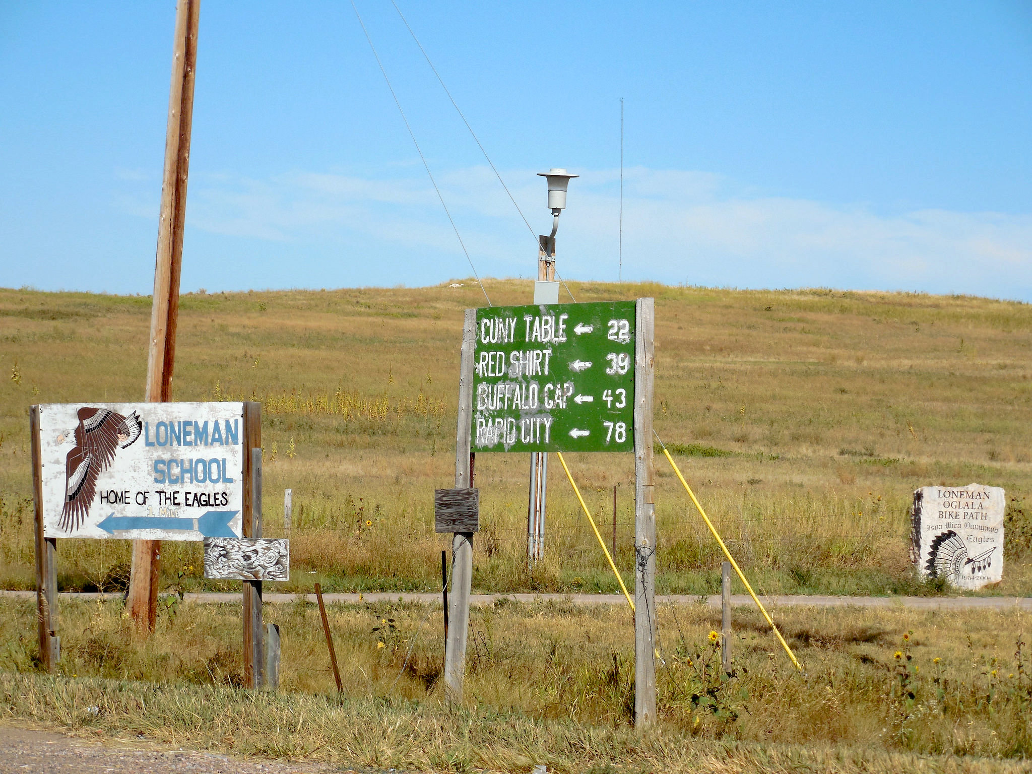 Five dead and four injured in vehicle accident on Pine Ridge Reservation