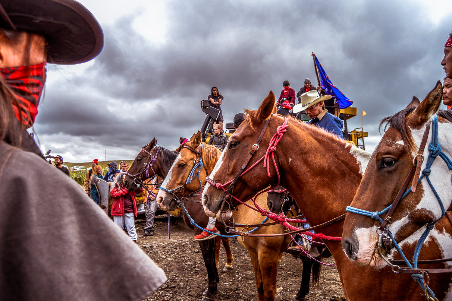 Gyasi Ross: Doing your part to ensure #NoDAPL keeps on winning
