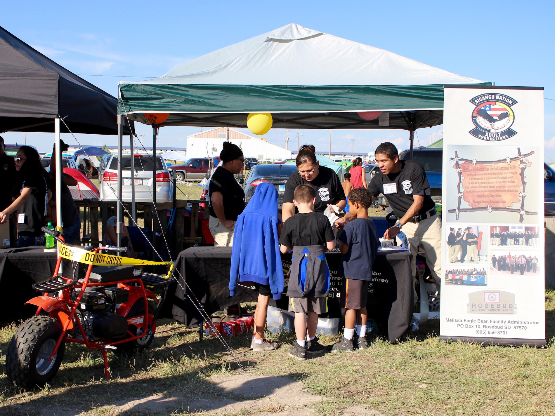 Lakota Country Times: Rosebud Sioux Tribe reaches out to youth at annual fair