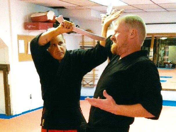 Native Sun News Today: Oglala man receives martial arts award