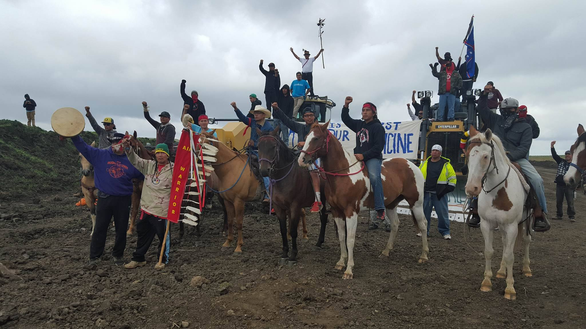 Steve Russell: Legal encounters and the Dakota Access Pipeline
