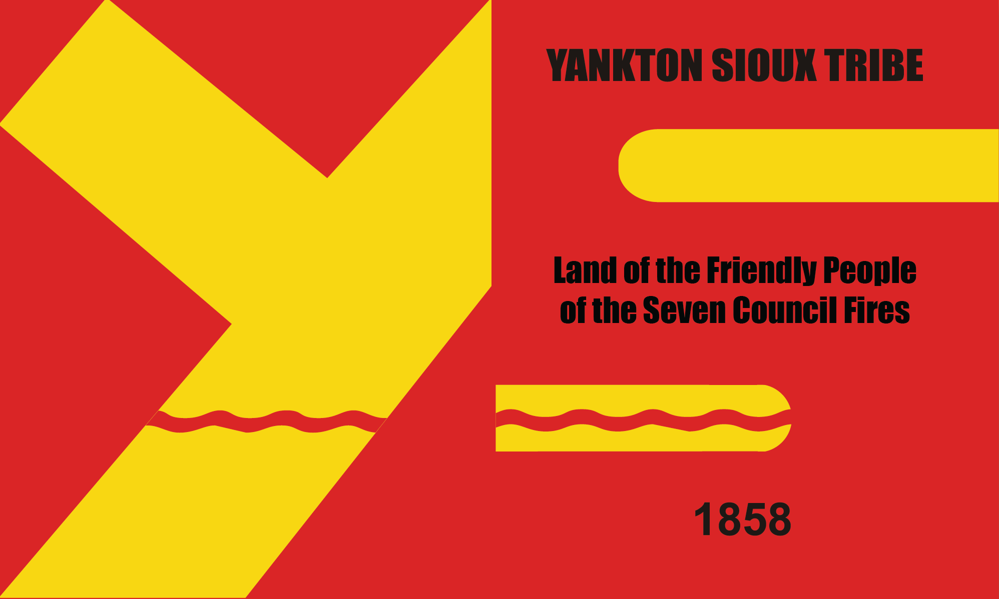 CAIRNS Column: Examining the flag of the Yankton Sioux Tribe