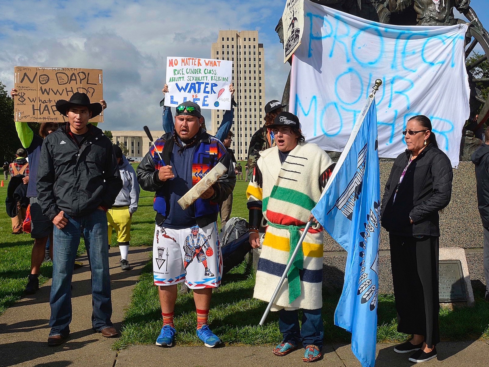 Liz Perez Halperin: Why this warrior stands up for Standing Rock