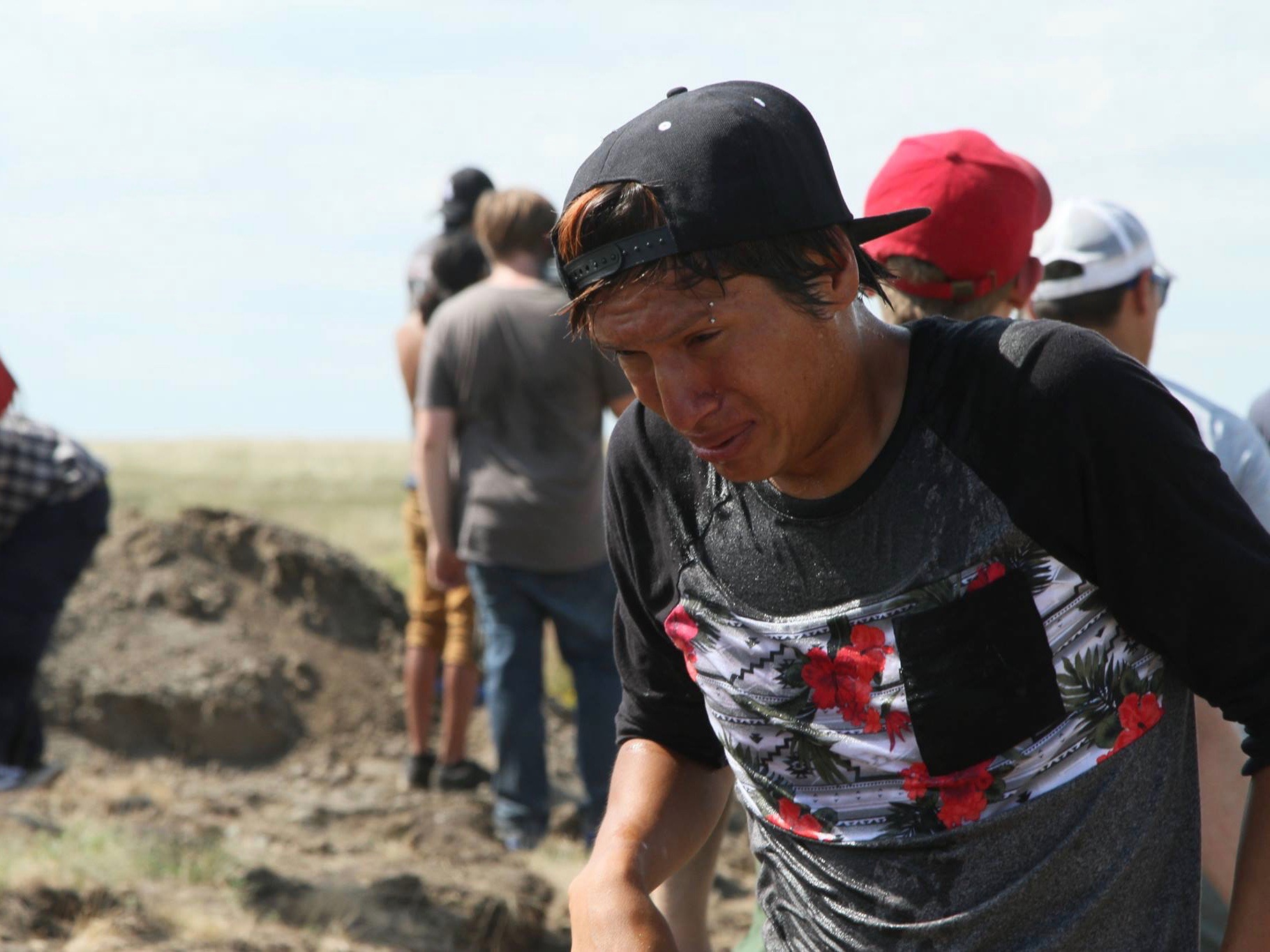 Brandon Ecoffey: Pipeline destroys our sacred and cultural sites