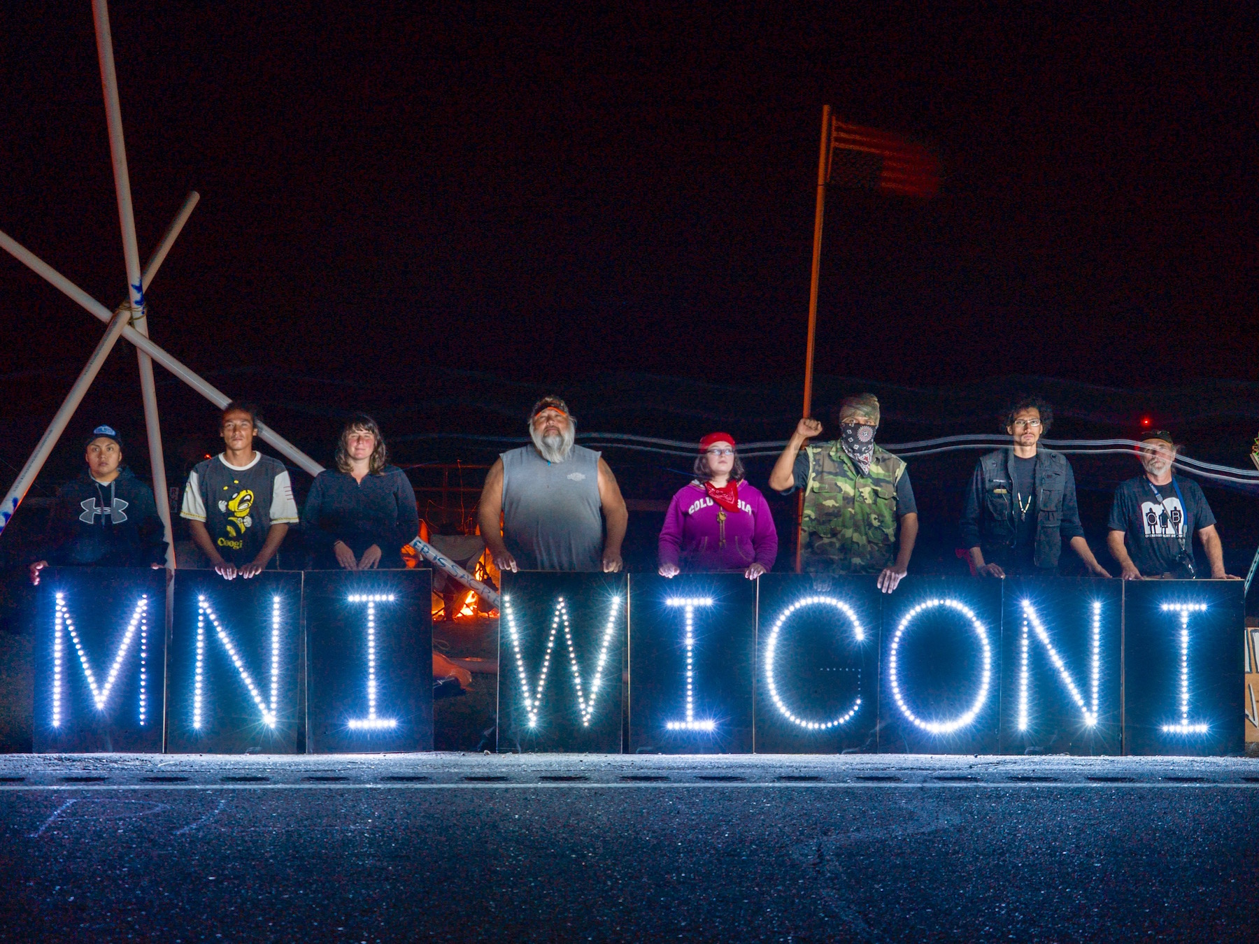 Jenni Monet: What the Trump victory means for Standing Rock