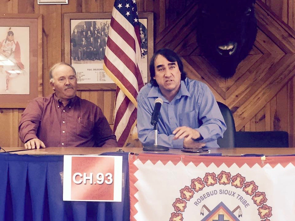 Lakota Country Times: 'Empowerment' gathering turns out vote at Rosebud
