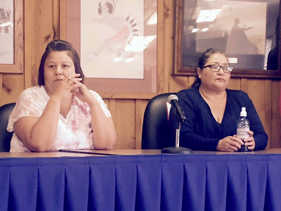 Native Sun News Today: Rosebud group seeks to end 'apartheid' on reservation