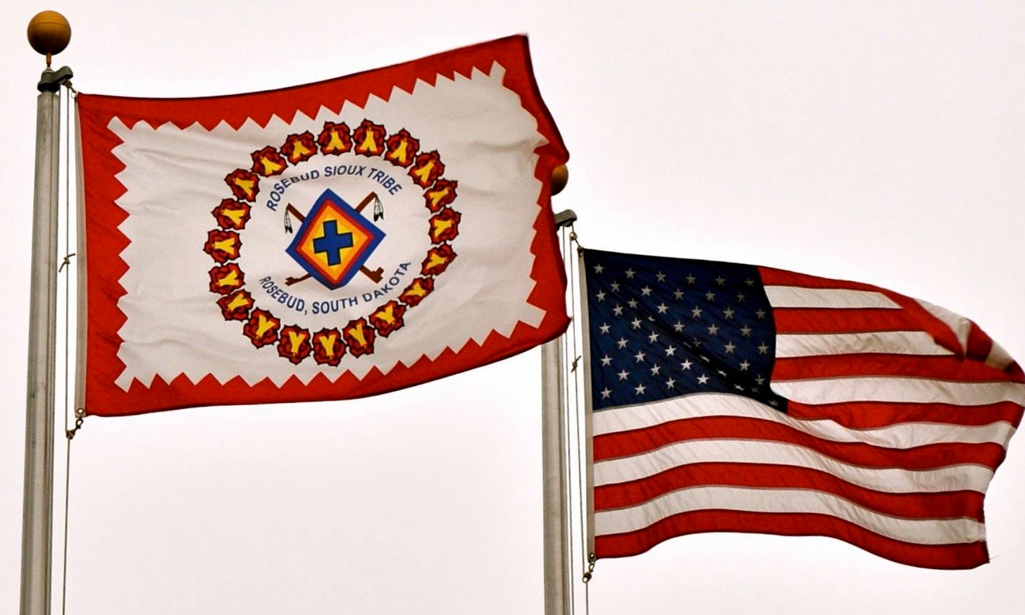 Oglala Sioux Tribe Flag