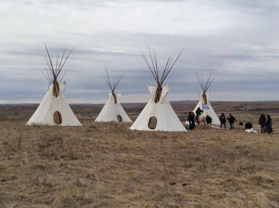 David Gipp: Standing Rock Sioux Tribe stands up for life and water